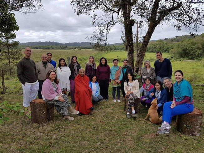 30 Days 300-Hour Yoga Teacher Training Rishikesh India