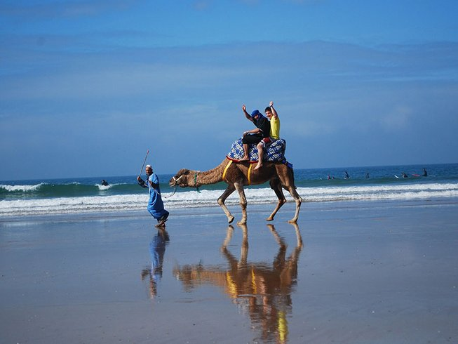 6 Days Yoga and Surf Holidays in Souss-Massa, Morocco