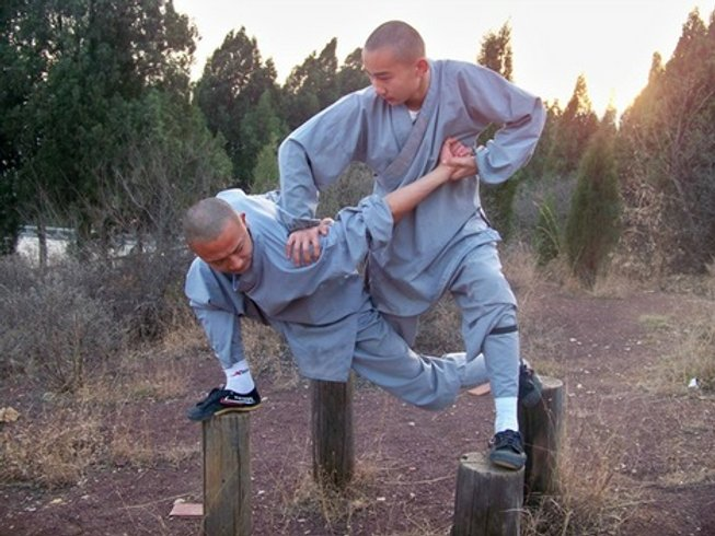 3 Years Intensive Kung Fu Training in China