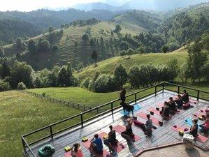6 Days Yoga Retreat with Hiking in Transylvania, Romania