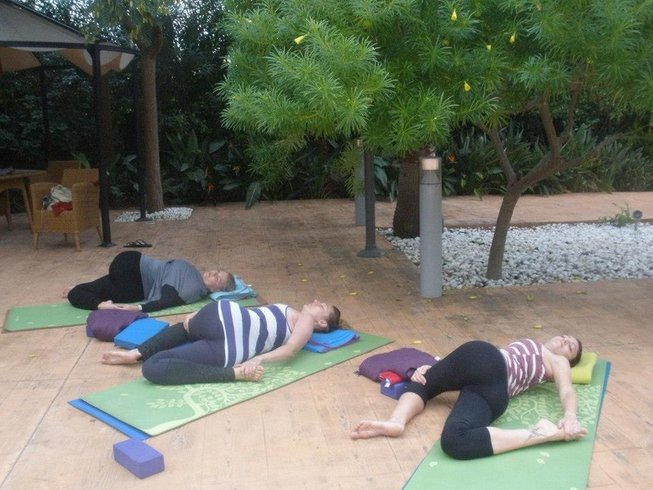5 Days Halloween Meditation and Yoga Holiday in Spain