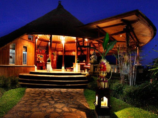 7 Tage Sinneserwachen und Yoga Urlaub auf Bali