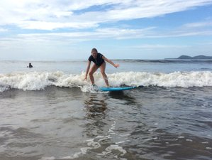 7 Days Invigorating Yoga Holiday and Surf Camp Playa Reina, Panama