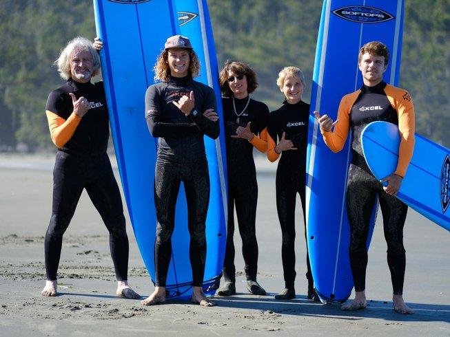 7 Days Tofino Surf Camp