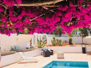 Week-end de yoga à Ibiza