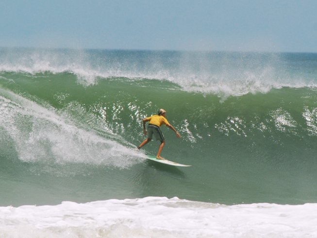 8 Days Surf Camp in Nicaragua