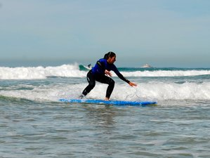 8 Day Escapade Surf Camp in Costa da Caparica, Lisbon Area