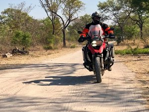 16 Days Guided Cape Town to Victoria Falls Motorcycle Tour in Africa