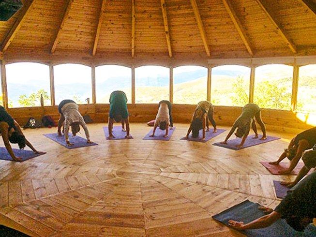 7 Days Spring Detox and Yoga Retreat Spain