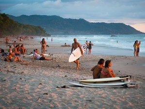 11 Days Guided Surf Camp in Santa Teresa, Costa Rica
