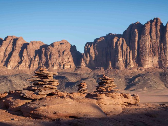 9 Days Yoga & Horse Wisdom Retreat in Jordan