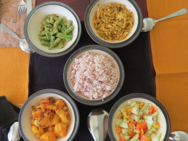 5 Tage Kochen und Yoga Urlaub in Kalutara, Sri Lanka
