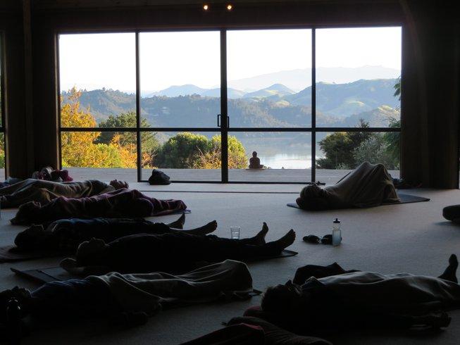 5 Tage Yoga und Meditations Retreat in Coromandel, Neuseeland