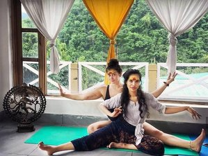 50 Hours Intensive Yoga Course in Rishikesh, India