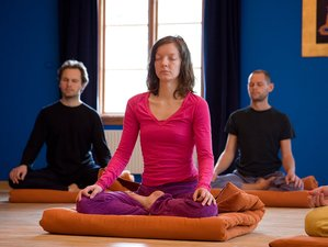 11 Days Meditation and Hatha Yoga Retreat in Sweden