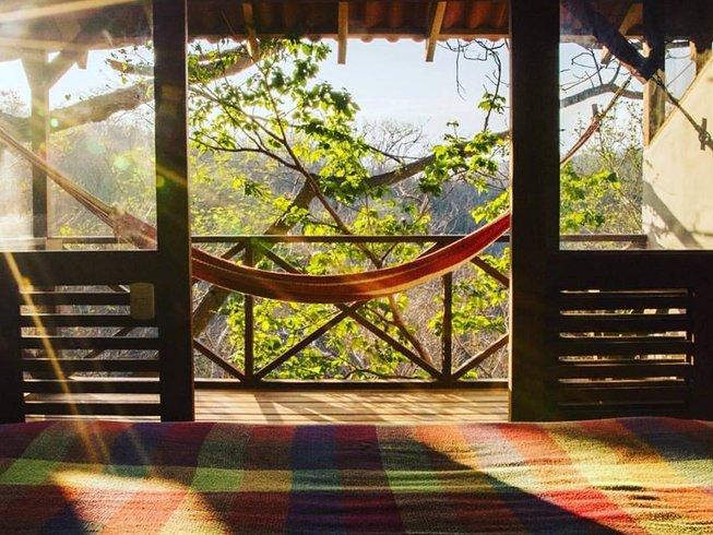 8-Daagse Surf Kamp en Yoga Retraite in Nicaragua
