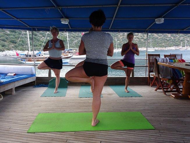7 Tage Yoga Frühlingskreuzfahrt in der Türkei