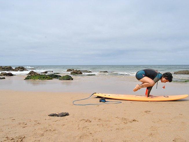 8-Daagse Surf en Yoga Retraite in Lourinhã, Portugal