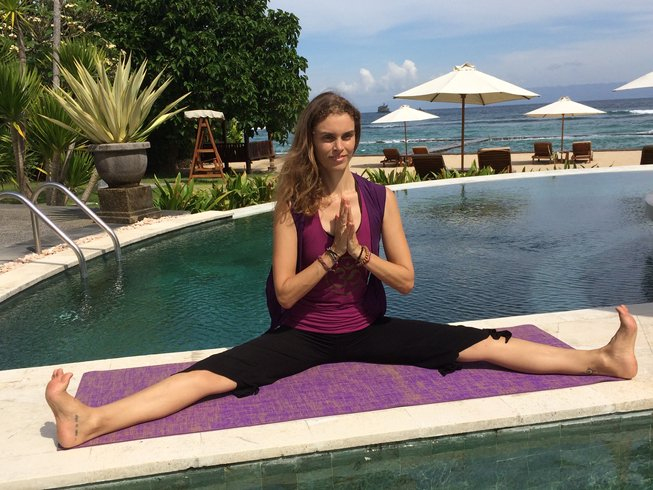 4-Daagse Yoga Retraite in Bali, Indonesië