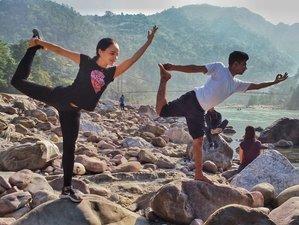 4 Day Rejuvenating Meditation & Spiritual Yoga Retreat in Rishikesh