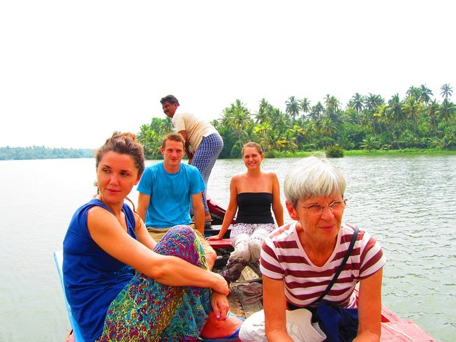 10 Days Yoga Travelling with Ayurveda Retreat in South India