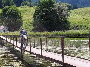 6 Day Guided Enduro Motorcycle Tour in Bulgaria