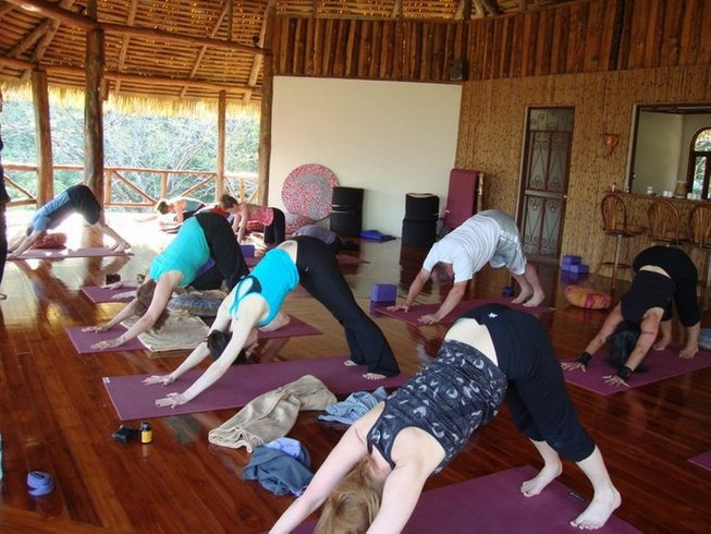 7 Days Sacred Dance Journey Light Yoga in Costa Rica