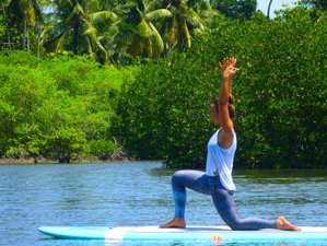 7 jours en stage de yoga et camp de surf au Sri Lanka
