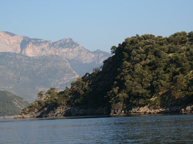 7 Days Autumn Yoga Cruise in the Turkish Mediterranean