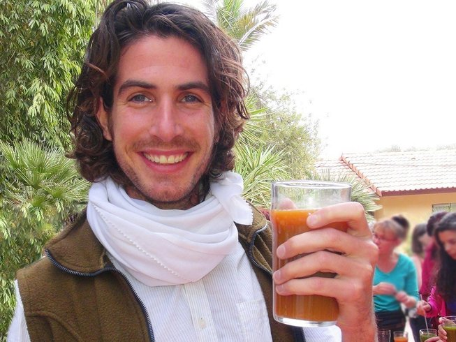 9 Days Juice Fasting, Meditation, and Yoga Retreat Israel