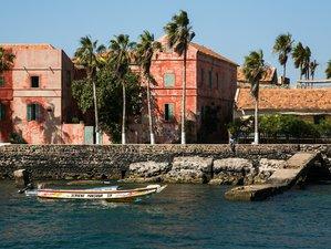 7 jours en vacances de yoga et surf à Dakar, Sénégal