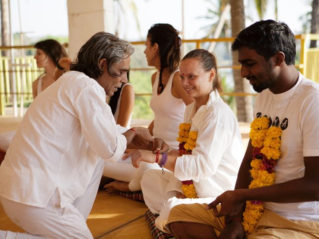 26 Days 200-Hour Yoga Teacher Training in Goa, India