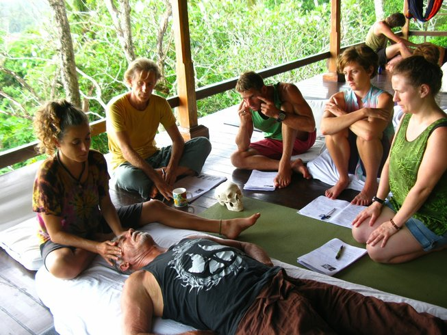 8 Days Learn Thai-Yoga Massage Retreat in Bali, Indonesia