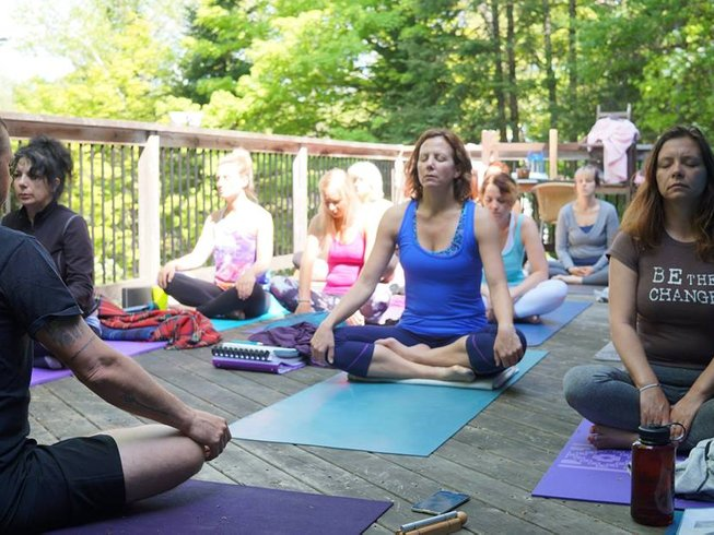 4 Days Sacred Relationship Yoga Retreat in Canada