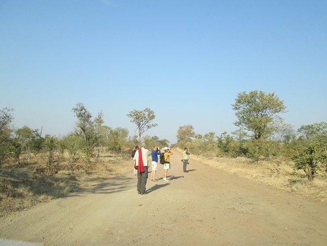 7 Days Mokoro Botswana Safari Tour