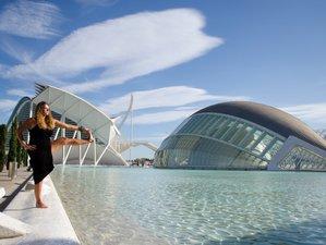 5 Day Urban and Beach Yoga Retreat in Valencia