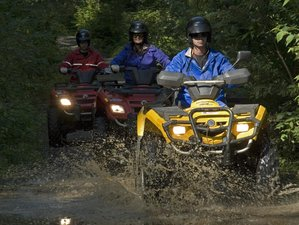3 Day Guided Summer ATV Tour in Quebec, Canada