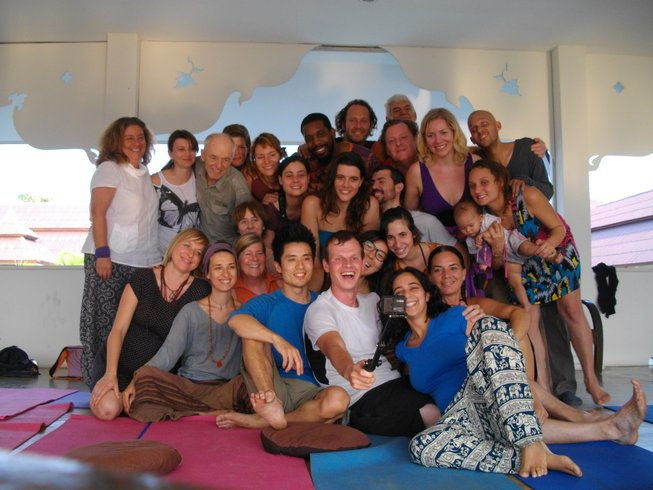 7-Daagse Zeven Chakra, Tantra en Yoga Retraite in Chiang Mai, Thailand