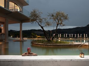 6 Days Spiritual Exclusive New Year Yoga and Meditation Retreat with Spa Wellness in Tuscany, Italy