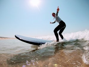 8 Days City Break and All Levels Surf Holiday in Lisbon, Portugal