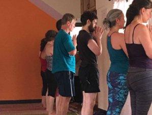 14 jours en stage de yoga dans le sud de l'Inde
