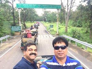 5 Days Safari Tour in Kanha and Bandhavgarh National Park, India