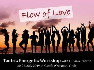 8 Days Tantra Yoga and Chakradance in Korfu, Greece
