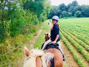 "4 Day ""Cool and Gourmet"" Horse Riding Holidays in Lupiac, Occitanie"