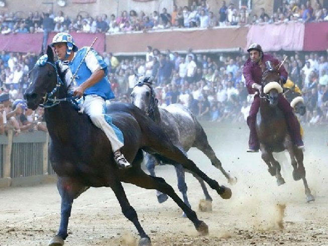 8 Days Palio di Siena, Cooking & Wine Tours in Tuscany