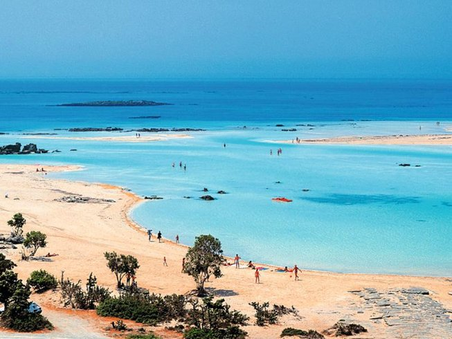 11 Tage Thai Massage Training und Yoga Urlaub auf Kreta, Griechenland