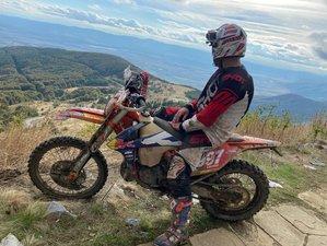 4 Day Guided Fun Tour: Discover Three Mountains in Bulgaria Motorcycle Tour