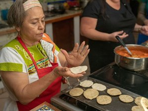 7 Day Mexican Home Cooking Holiday in Tlaxcala, Tlaxcala