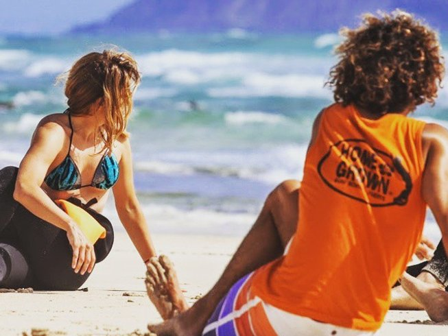 8 Days Yoga and Surf Camp in Spain