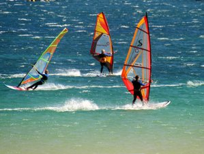 8 Day Unforgettable Windsurf Camp Experience for Beginners in Sagres